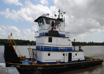 Inland Pushboat - Miss Erin